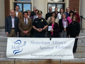 StonehamAllianceAgainstViolence